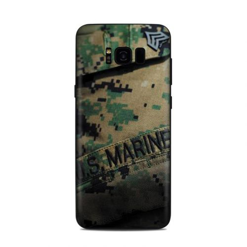 Courage Samsung Galaxy S8 Plus Skin