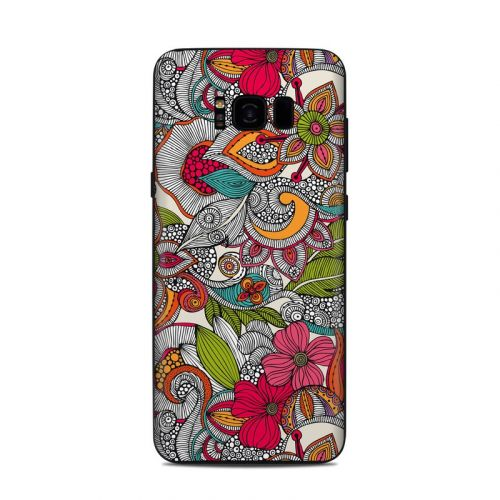 Doodles Color Samsung Galaxy S8 Plus Skin