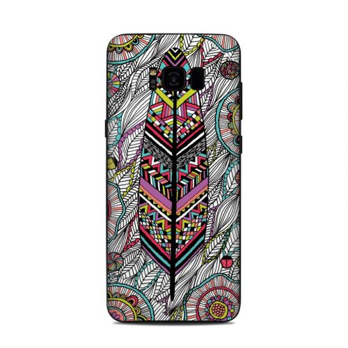 Dream Feather Samsung Galaxy S8 Plus Skin