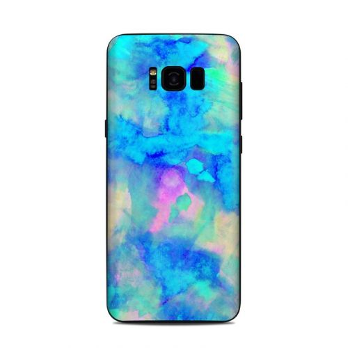 Electrify Ice Blue Samsung Galaxy S8 Plus Skin