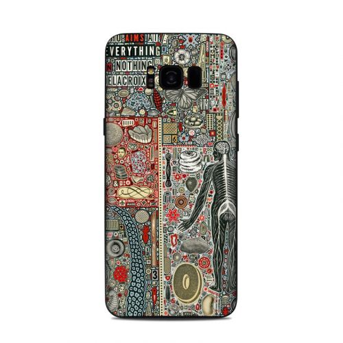 Everything and Nothing Samsung Galaxy S8 Plus Skin