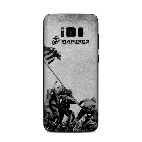 Flag Raise Samsung Galaxy S8 Plus Skin
