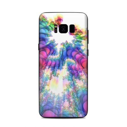 Flashback Samsung Galaxy S8 Plus Skin