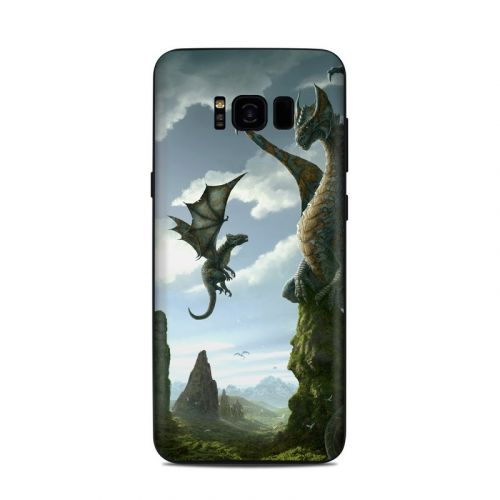 First Lesson Samsung Galaxy S8 Plus Skin