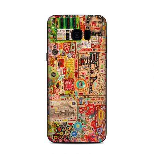 Flotsam And Jetsam Samsung Galaxy S8 Plus Skin