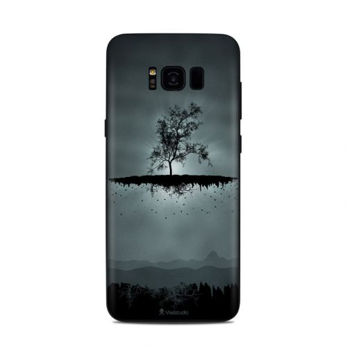Flying Tree Black Samsung Galaxy S8 Plus Skin