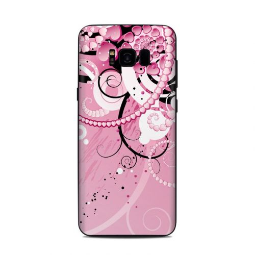 Her Abstraction Samsung Galaxy S8 Plus Skin