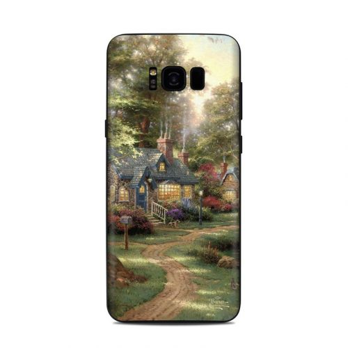 Hometown Lake Samsung Galaxy S8 Plus Skin