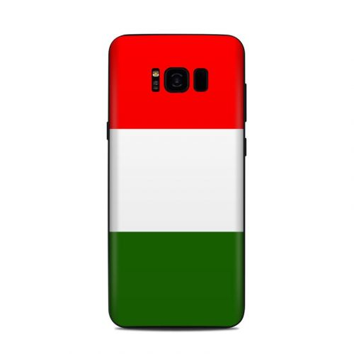 Italian Flag Samsung Galaxy S8 Plus Skin