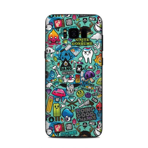 Jewel Thief Samsung Galaxy S8 Plus Skin