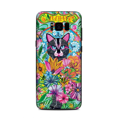 Le Chat Samsung Galaxy S8 Plus Skin