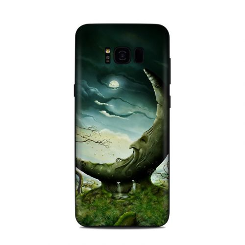 Moon Stone Samsung Galaxy S8 Plus Skin