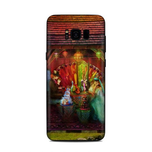 A Mad Tea Party Samsung Galaxy S8 Plus Skin