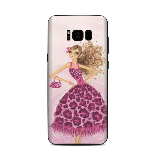 Perfectly Pink Samsung Galaxy S8 Plus Skin