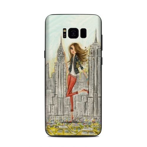 The Sights New York Samsung Galaxy S8 Plus Skin