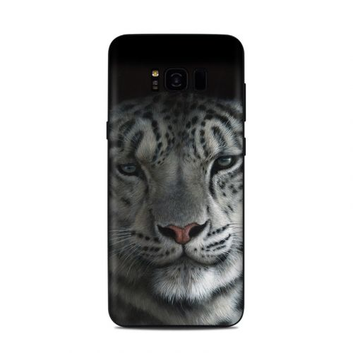 Silver Shadows Samsung Galaxy S8 Plus Skin