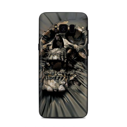 Skull Wrap Samsung Galaxy S8 Plus Skin