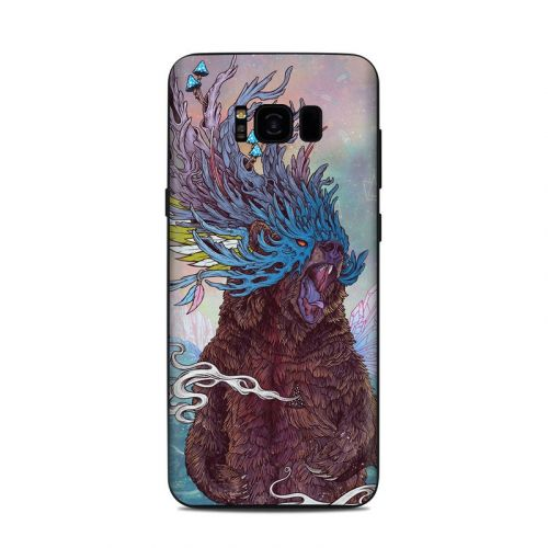 Spirit Bear Samsung Galaxy S8 Plus Skin