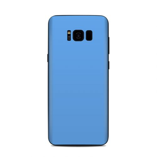 Solid State Blue Samsung Galaxy S8 Plus Skin