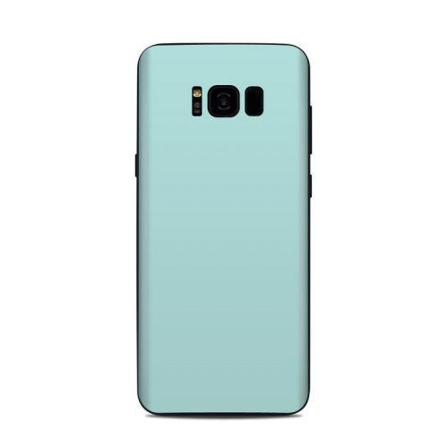 Solid State Mint Samsung Galaxy S8 Plus Skin