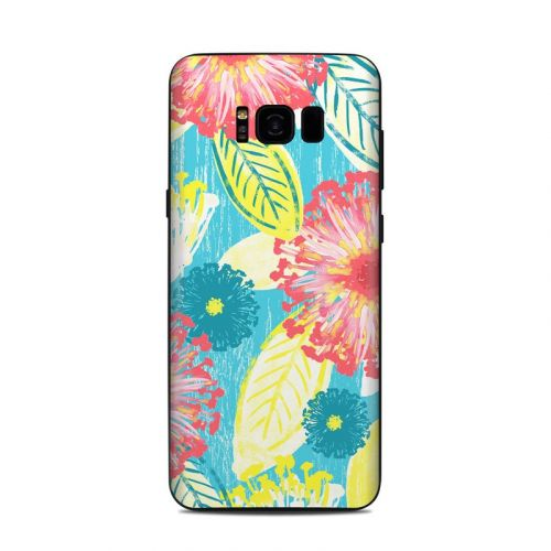Tickled Peach Samsung Galaxy S8 Plus Skin