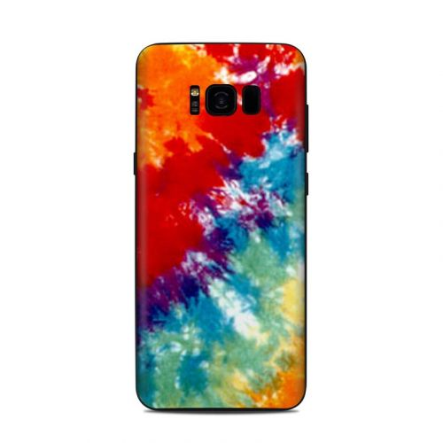Tie Dyed Samsung Galaxy S8 Plus Skin