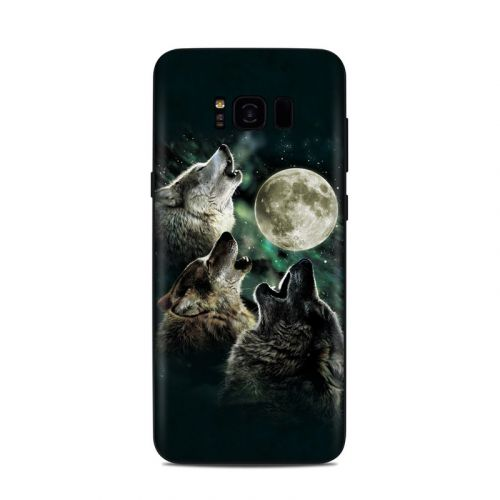 Three Wolf Moon Samsung Galaxy S8 Plus Skin