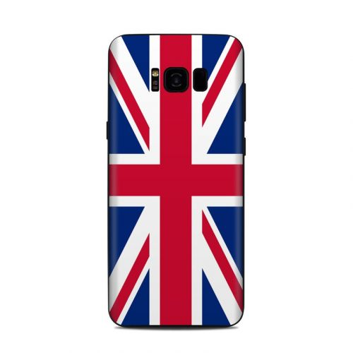 Union Jack Samsung Galaxy S8 Plus Skin
