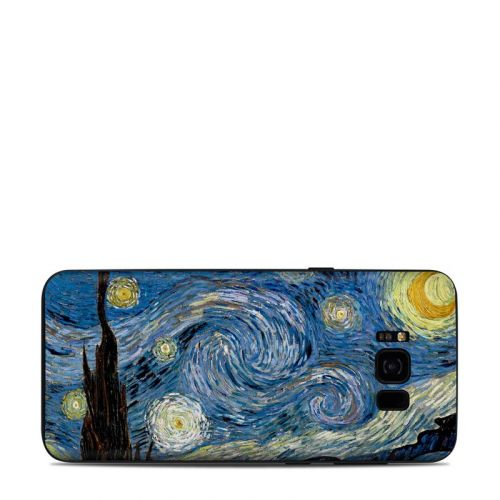 Starry Night Samsung Galaxy S8 Plus Skin