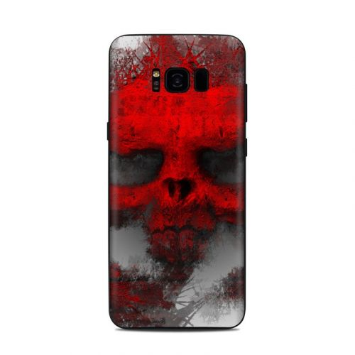 War Light Samsung Galaxy S8 Plus Skin