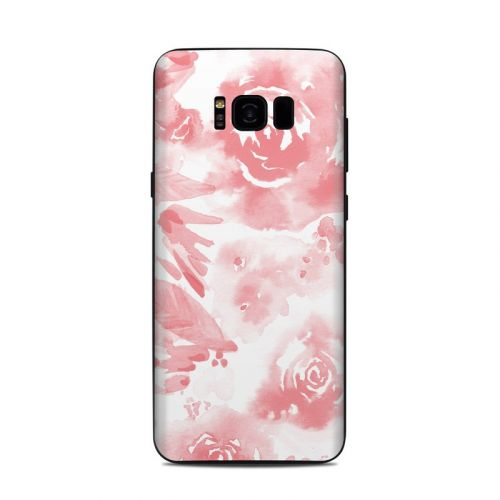 Washed Out Rose Samsung Galaxy S8 Plus Skin