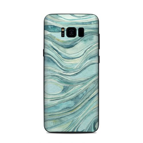 Waves Samsung Galaxy S8 Plus Skin
