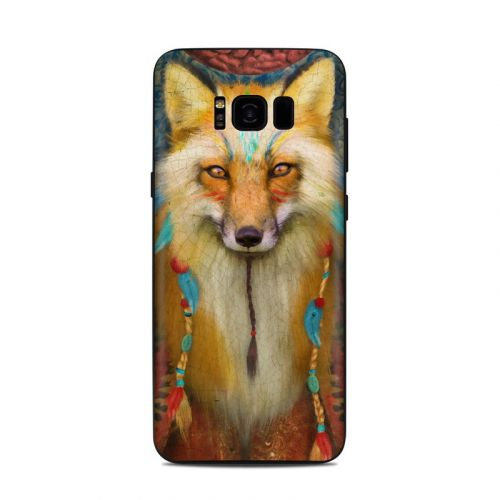 Wise Fox Samsung Galaxy S8 Plus Skin