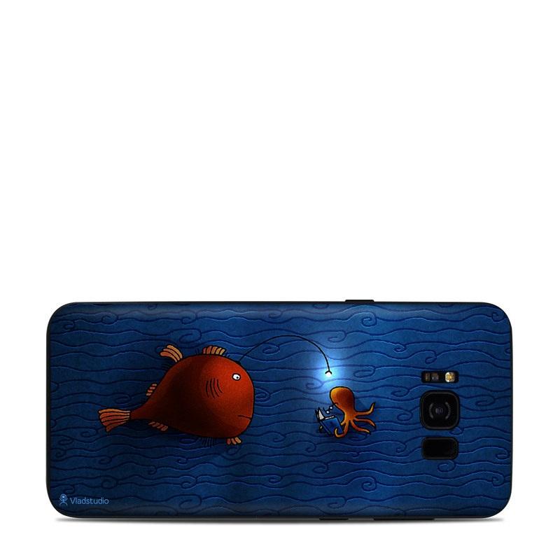 Angler Fish Samsung Galaxy S8 Plus Skin