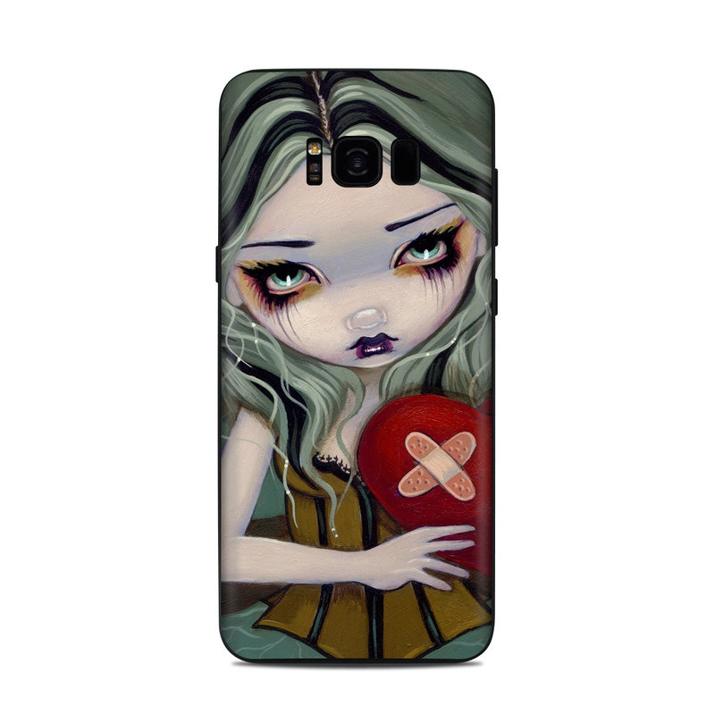 Broken Heart Samsung Galaxy S8 Plus Skin