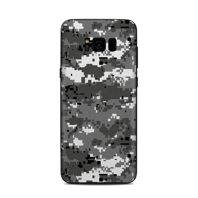Digital Urban Camo Samsung Galaxy S8 Plus Skin