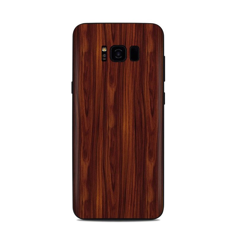 Samsung Galaxy S8 Plus Skin design of Wood, Red, Brown, Hardwood, Wood flooring, Wood stain, Caramel color, Laminate flooring, Flooring, Varnish with black, red colors