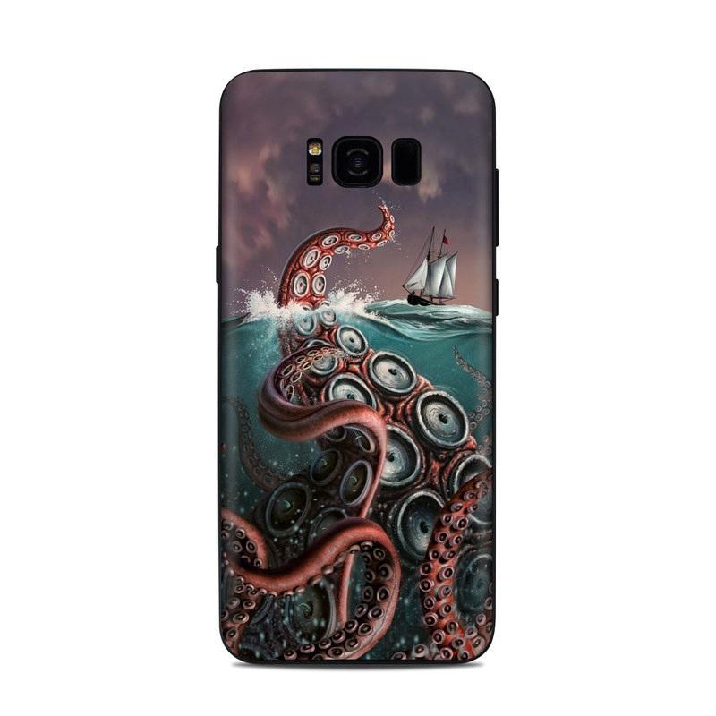 Kraken Samsung Galaxy S8 Plus Skin