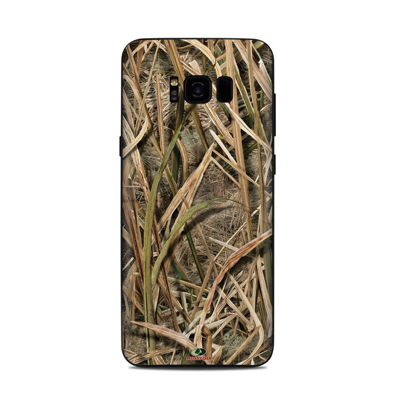Samsung Galaxy S8 Plus Skin design of Grass, Straw, Plant, Grass family, Twig, Adaptation, Agriculture with black, green, gray, red colors