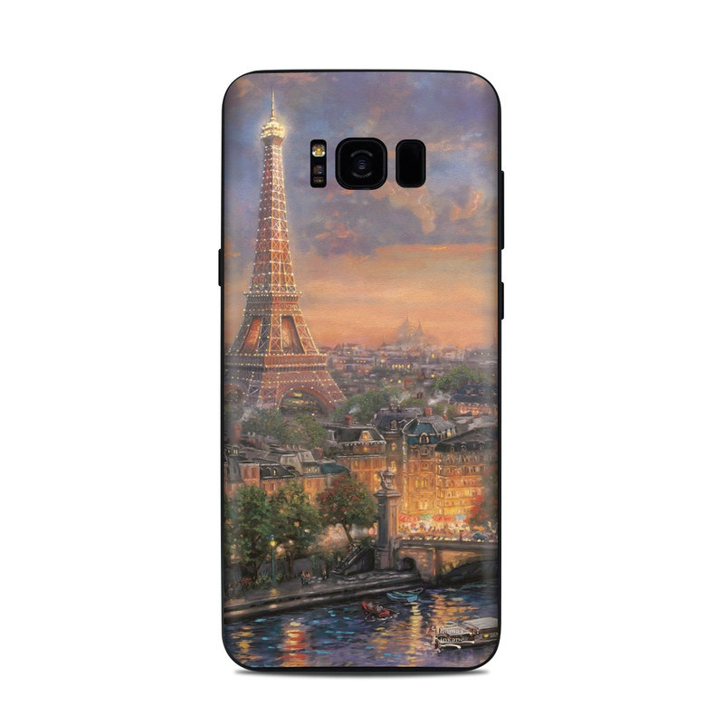 Paris City of Love Samsung Galaxy S8 Plus Skin