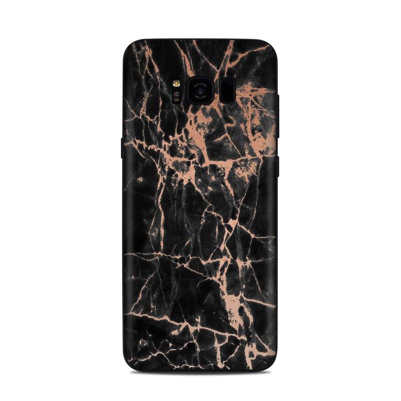 Rose Quartz Marble Samsung Galaxy S8 Plus Skin