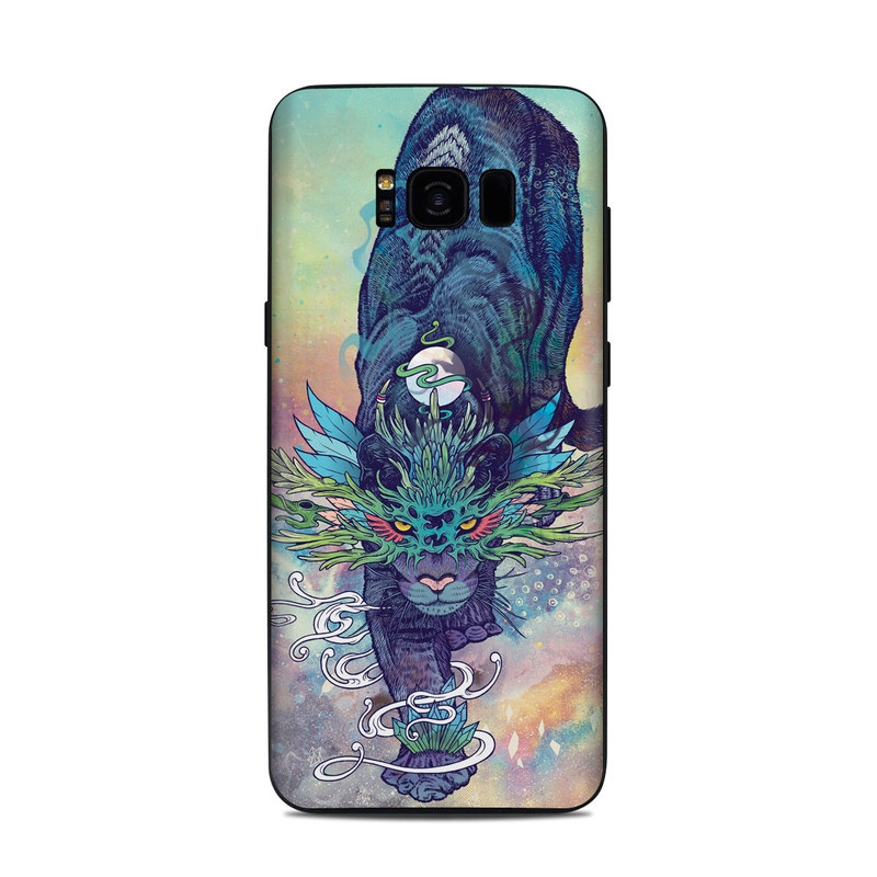 Spectral Cat Samsung Galaxy S8 Plus Skin