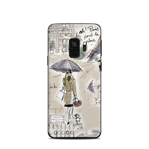 Ah Paris Samsung Galaxy S9 Skin