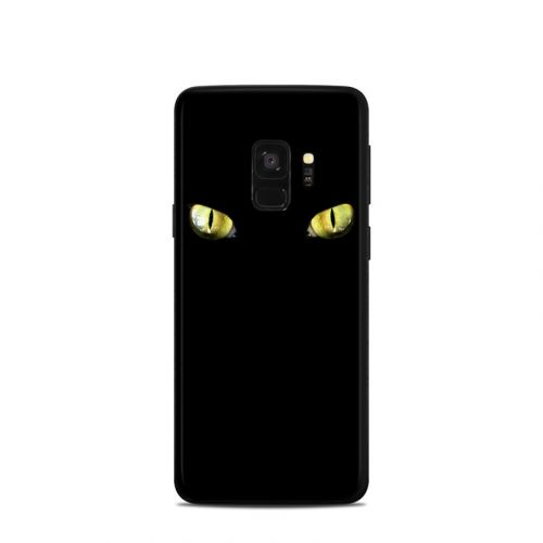 Cat Eyes Samsung Galaxy S9 Skin
