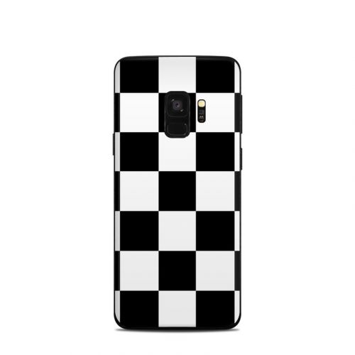 Checkers Samsung Galaxy S9 Skin