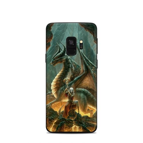 Dragon Mage Samsung Galaxy S9 Skin