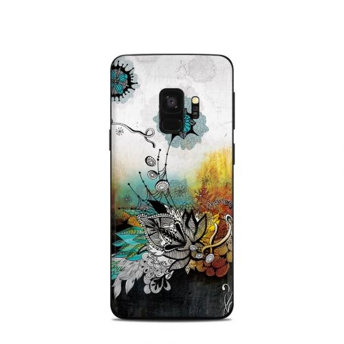 Frozen Dreams Samsung Galaxy S9 Skin