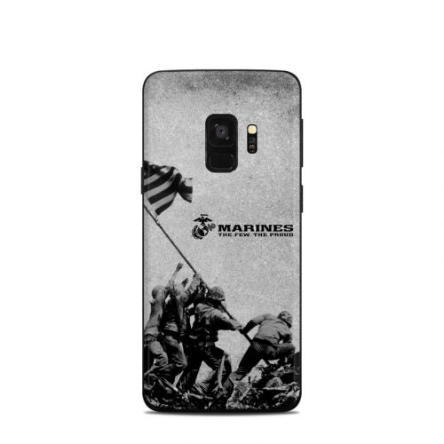 Flag Raise Samsung Galaxy S9 Skin