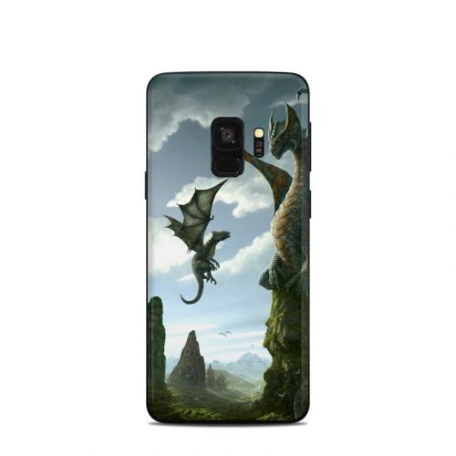 First Lesson Samsung Galaxy S9 Skin
