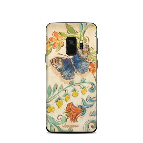 Garden Scroll Samsung Galaxy S9 Skin